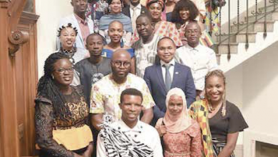 Photo of Young Leaders from Africa at Clark Atlanta U. Attend 6th Mandela Young African Leaders Initiative