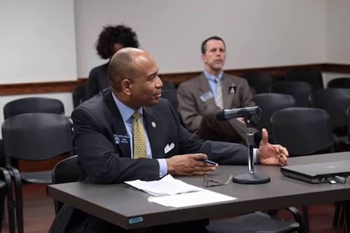 **FILE** Georgia state Sen. Lester Jackson (Courtesy photo)