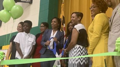 Photo of PRINCE GEORGE'S COUNTY EDUCATION BRIEFS: New Achievement Center