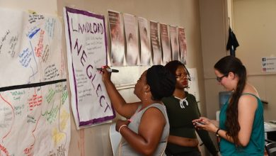 Photo of D.C. Residents Discuss Future of Affordable Housing
