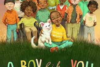 Photo of BOOK REVIEW: 'A Boy Like You' by Frank Murphy, illustrated by Kayla Harren