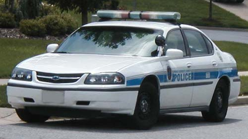 **FILE** A Prince George's County Police cruiser (Wikimedia Commons)