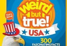 Photo of BOOK REVIEW: 'Weird but True! USA' from National Geographic Kids