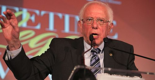 Sen. Bernie Sanders (Courtesy of NNPA Newswire)