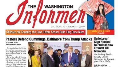 Photo of 8-1-2019 Informer Edition