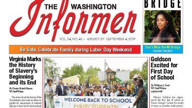 Photo of 8-29-2019 Informer Edition