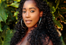 Photo of Ashley Blaine Featherson: Divine Alignment