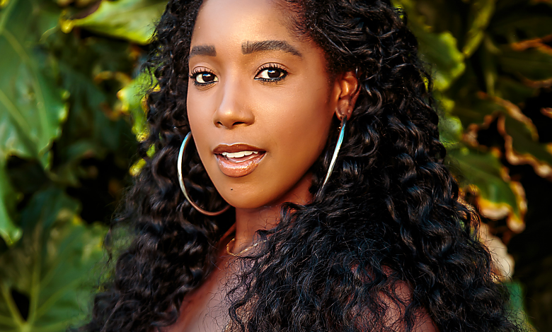 Photo of Ashley Blaine Featherson: Divine Alignment
