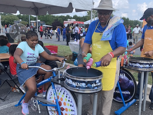 PGCPS hosted its ninth annual Back-to-School Block Party on Aug. 17. (Courtesy of PGCPS)