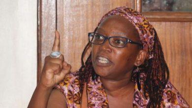 Photo of Defiant Activist Jailed for Speaking Out Against Ugandan President