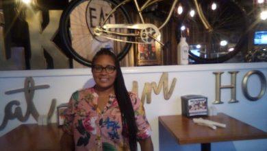Monique Rose owns The Bar @ Milk & Honey in D.C. (James Wright/The Washington Informer)