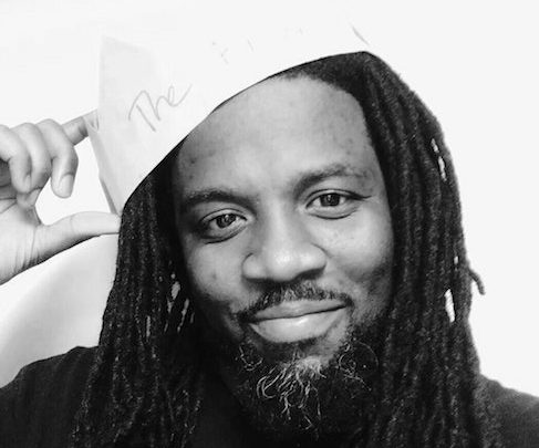 Derrick Weston Brown, one of nine poets scheduled to read at Writers for Migrant Justice at the American Poetry Museum in Northeast (Courtesy photo)