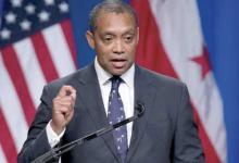 D.C. Attorney General Karl A. Racine (Anthony Tilghman/The Washington Informer)