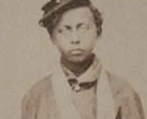 Rev. H.A. Monroe, godson to Frederick Douglass and publisher of the Eastern Shore's only Black newspaper (Courtesy photo)