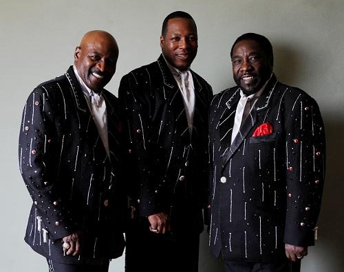 From left: Walter Williams Sr., Eric Nolan Grant and Eddie Levert Sr. (Courtesy of 21 Century Artists)