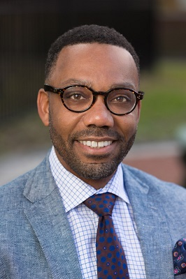 Andre Perry is a scholar at the Brookings Institution. (Courtesy of Brookings Institution)