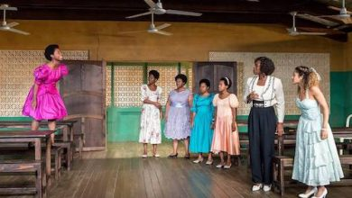 Photo of 'School Girls' Play Launches Season at Maryland Theater