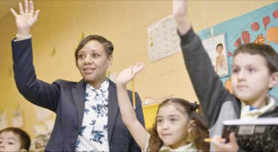 Dr. Monica Goldson was appointed to a full term as Chief Executive Officer by County Executive Angela D. Alsobrooks in June. Under the Blueprint for PGCPS, the school system will invest in academics, student supports and facilities.