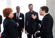 Photo of Public Speaking Competition Culminates Internship Program