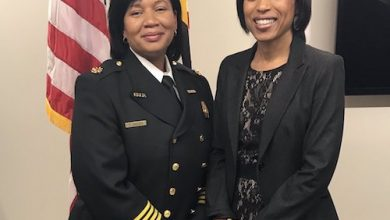 Photo of Prince George's Co. Appoints Black Female Fire Chief