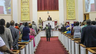 Photo of Baltimore Church Holds Annual Community Day