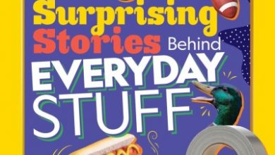 Photo of BOOK REVIEW: 'Surprising Stories Behind Everyday Stuff' by Stephanie Warren Drimmer