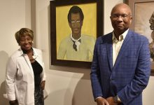 Photo of Exhibit Features Diverse Range of African American Artists