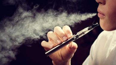 Photo of Young Vapers 7 Times Likelier to Get COVID-19: Study