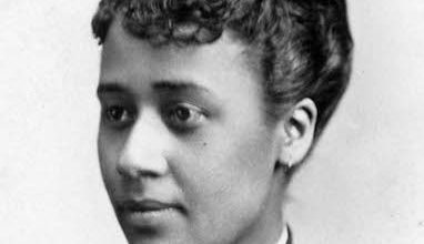 Photo of Suffragist and Educator Anna Julia Cooper and the Mission of Black Women