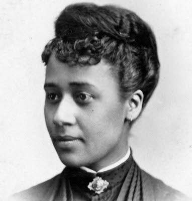 Anna Julia Cooper (Courtesy of BlackPast.org)