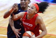 Photo of Mystics Hold Off Sun, Take Game 1 of WNBA Finals