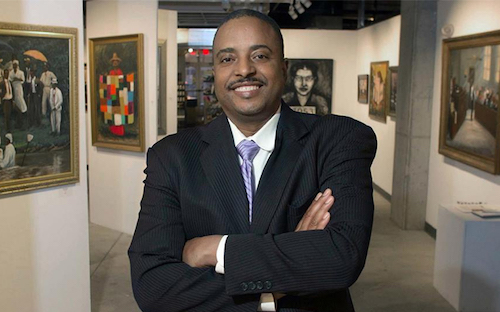 Artist Ted Ellis (Courtesy of Ted Ellis Art)