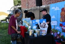 Photo of Ben & Jerry's in Southeast Hosts Ice Cream Social for Justice
