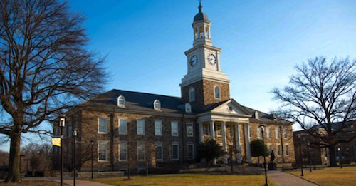 Morgan State University's Holmes Hall (Morgan State University News Service via NNPA Newswire)