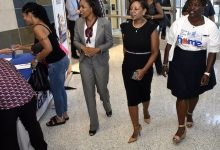 """On the first day of classes on Tuesday, Sept. 3, PGCPS CEO Monica Goldson visited several schools to highlight priorities under """"The Blueprint for PGCPS."""" (WI file photo)"""