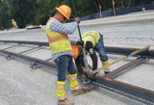Photo of Governor Touts Purple Line Construction