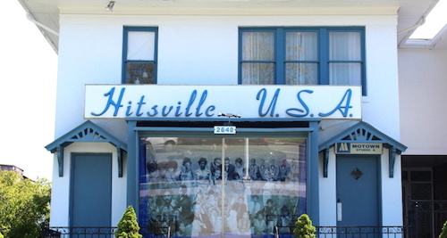 Courtesy of Motown Museum