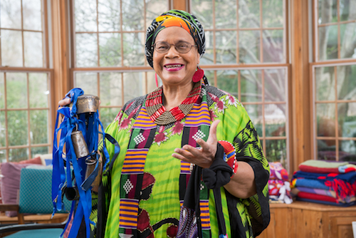 Baltimore resident Linda Goss, founder of the National Black Storytellers' Association, is one of the National Heritage Fellows for 2019.