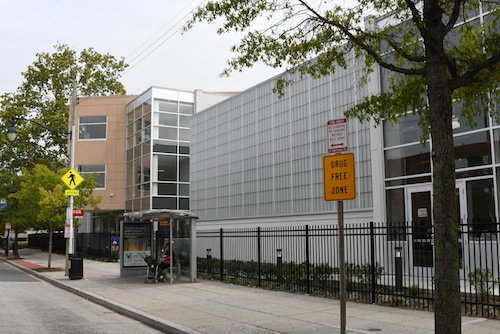 The University of the District of Columbia's newest workforce site recently opened in 3100 Martin Luther King Jr Ave in Southeast. In the months leading up the ground lease deal, UDC engaged Phinis Jones and other parties in negotiations. (Roy Lewis/The Washington Informer)