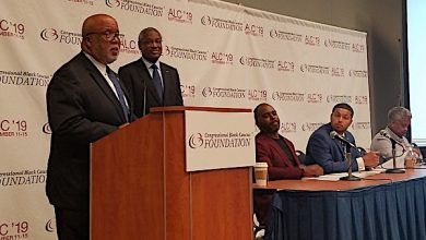 Photo of ALC Panel Stresses Importance of Black Male Voter Turnout