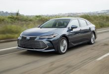 Photo of 2019 Toyota Avalon Hybrid Gets a New Look