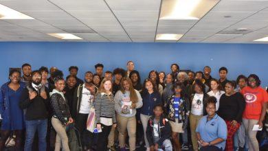 Photo of Student Testimony, Enrollment Data Suggest Growing Embrace of Neighborhood Schools
