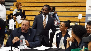 Photo of Trayon White to Ward 8 Residents: 'Do Something'