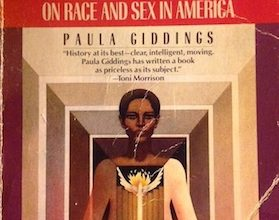 """""""When and Where I Enter: The Impact of Black Women on Race and Sex in America""""ByPaula Giddings (Courtesy of Good Reads)"""