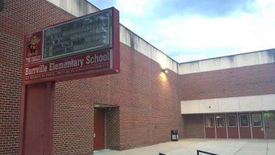 A meningitis diagnosis rocked Burrville Elementary School in Ward 7. (Courtesy photo)