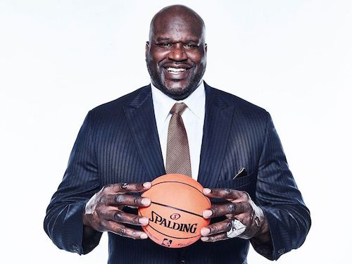 Shaquille O'Neal (Courtesy of Turner Sports)