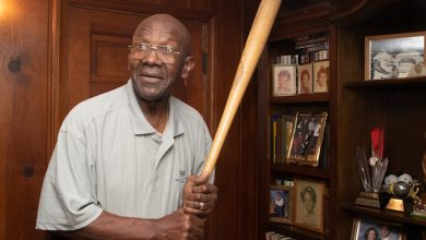 Photo of Former Washington Senator Talks Baseball, Barry and Racism