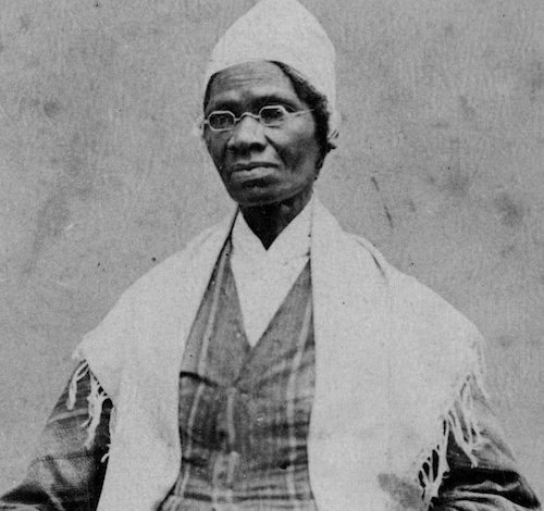 Sojourner Truth (Courtesy of the Library of Congress)