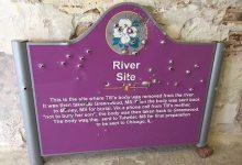 Photo of Rededicated Emmett Till Memorial Is Now Bulletproof