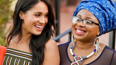 Photo of South African Student Thrilled Meghan Markle 'Wanted a Photo with Me for Michelle Obama'